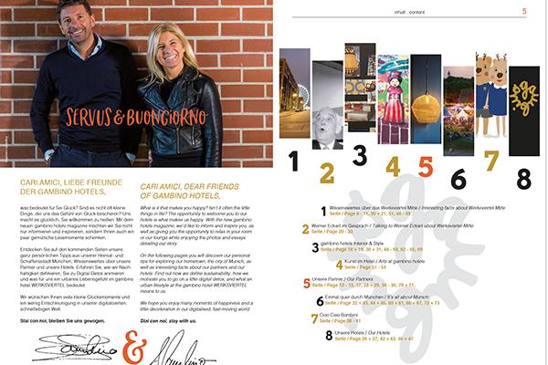 gambino hotels magazine
